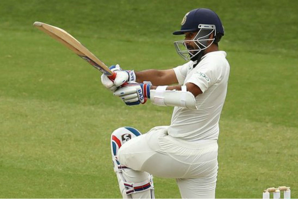 Ajinkya Rahane Scores Hundred For Hampshire On County Debut