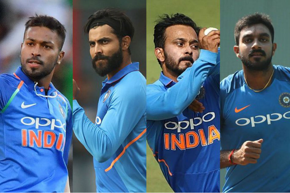 Icc World Cup 2019 Allrounders Performance To Determine Indias Fortunes