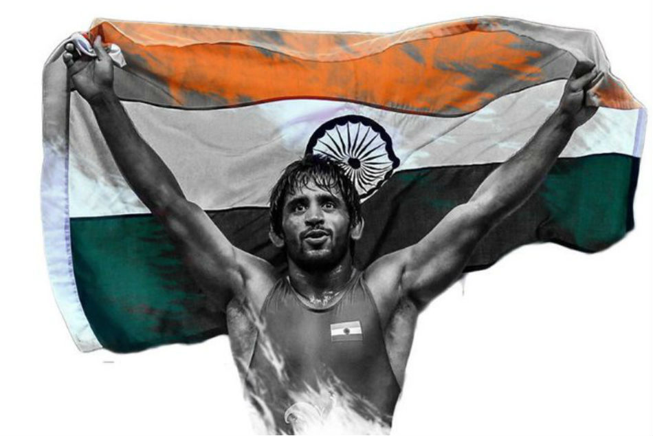 Bajrang Punia Bags Gold At Ali Aliev Wrestling Tournament