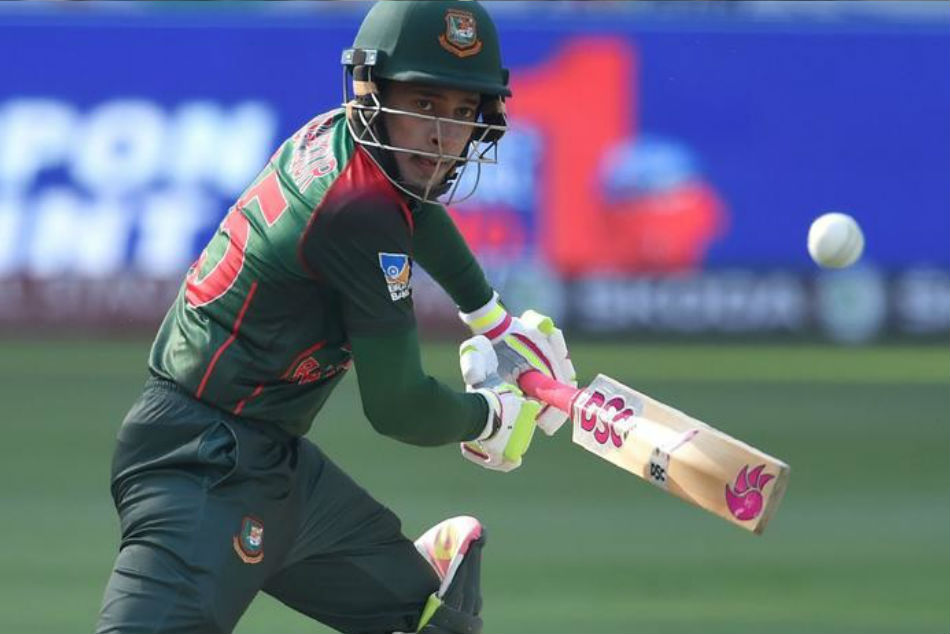 ODI Tri-Series: Bangladesh beat West Indies to set up re-match in final