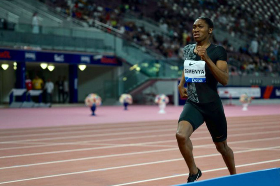 Caster Semenya Wins Doha 800m In First Race Since Gender Ruling Defeat