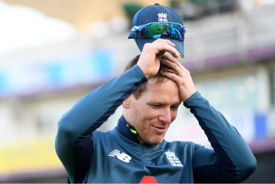 England Captain Eoin Morgan To Have X Ray In Pre World Cup Scare