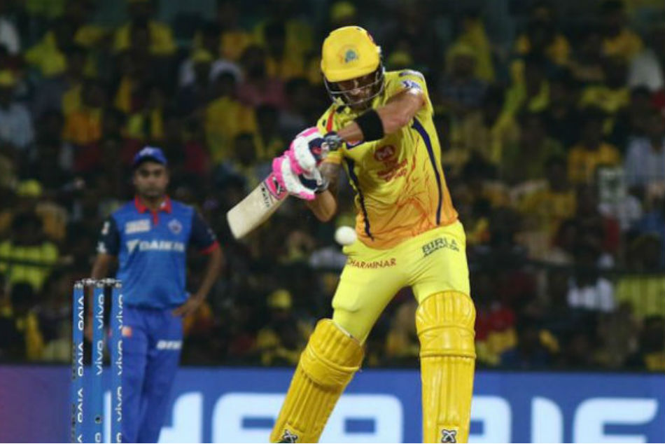Faf Du Plessis explains how having experienced players helped CSK