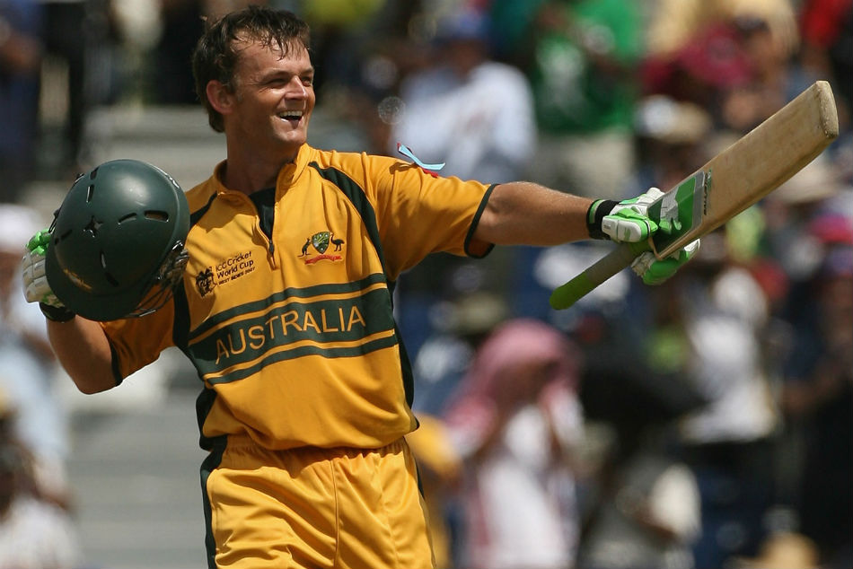 World Cup Flashbacks When Gilchrist Put A Squash Ball Inside Glove In 2007 Final