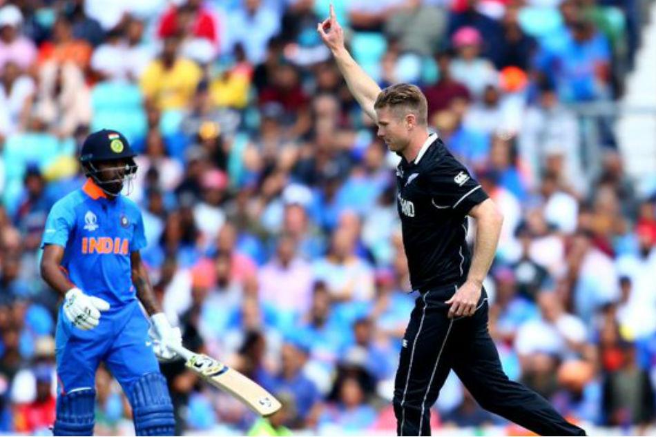 ವಿಶ್ವಕಪ್, ಅಭ್ಯಾಸ: ನ್ಯೂಜಿಲ್ಯಾಂಡ್ ವಿರುದ್ಧ ಭಾರತ ನೀರಸ ಬ್ಯಾಟಿಂಗ್