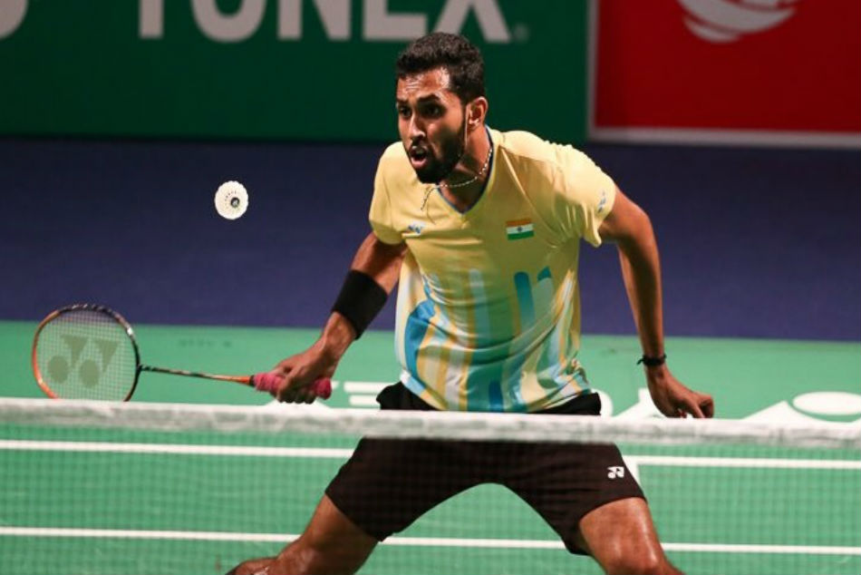 Hs Prannoy Loses In New Zealand Open Quarters
