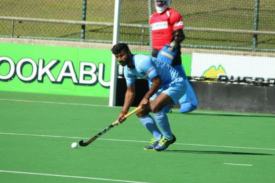 Hockey India Register 3 0 Win Over Australia A