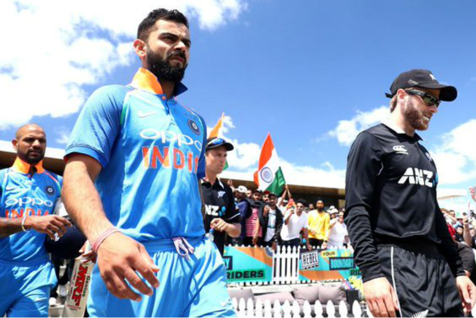 World Cup India Vs New Zealand Warm Up With Shankar Injured