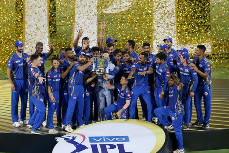 Mumbai Indians win fourth IPL title-Twitter Reactions