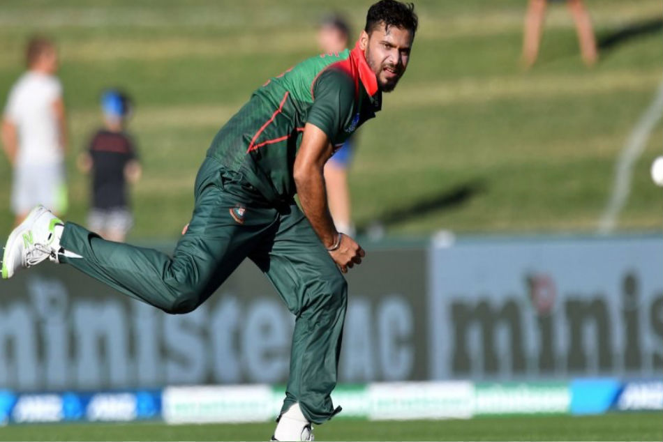 Mashrafe Mortaza likely to play WC opener despite injury