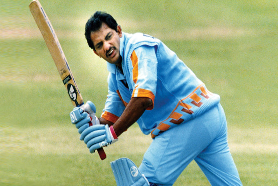Azharuddin led India in three World Cups but could reach semi-final only once