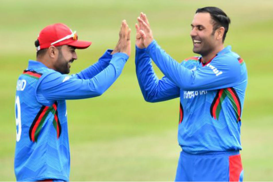 Icc World Cup Nabi Hashmatullah Star In Hard Fought Win