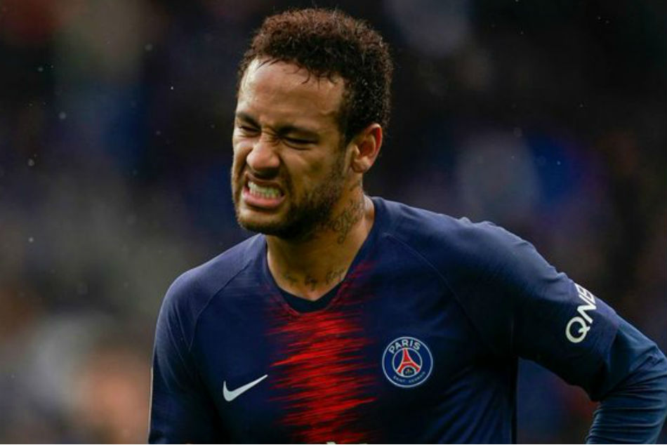 Neymar Handed Three Match Ban For Lashing Out At Fan