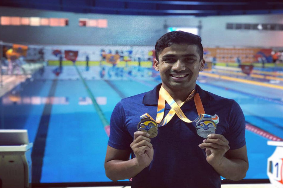 Niranjan Mukundan qualifies for World Para Swimming Cships