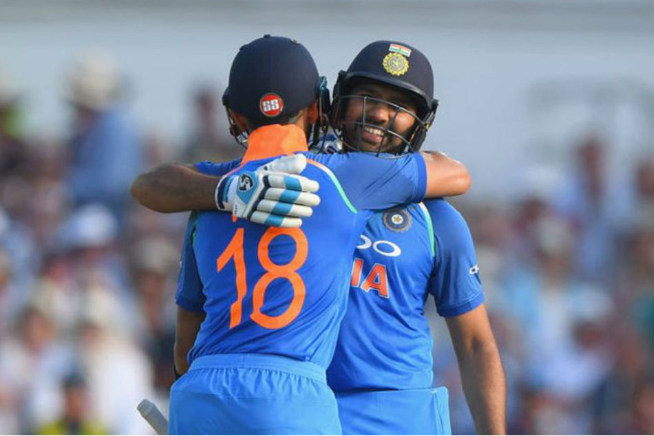 Icc World Cup 2019 Rohit Sharma Opens Up On Virat Kohli S Captaincy