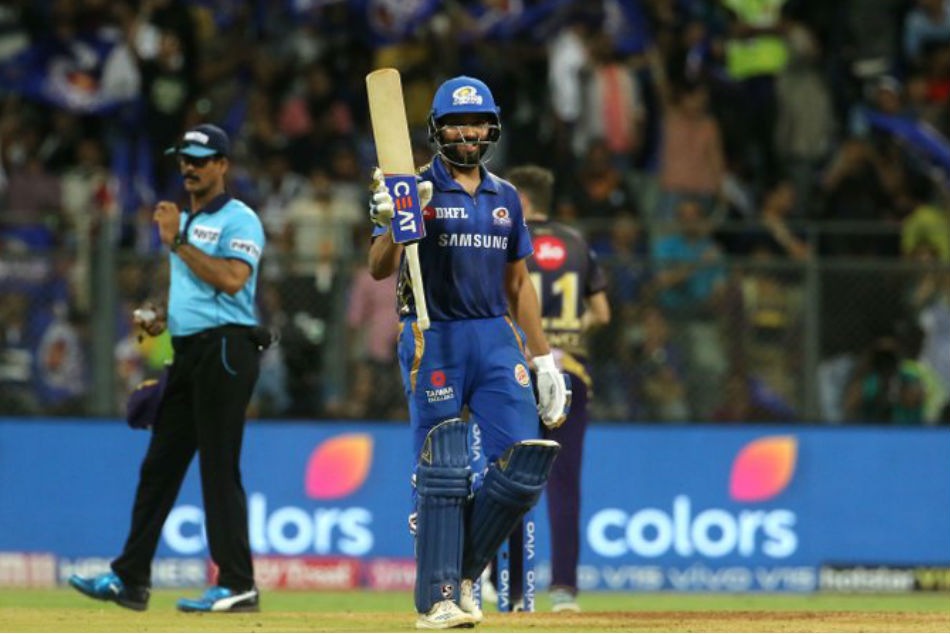 Rohit Sharma dedicates fifty to daughter Samaira with unique celebration - Watch