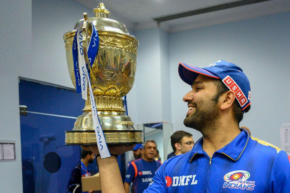 Mumbai Indians Captain Rohit Sharma S Fifth Ipl Title