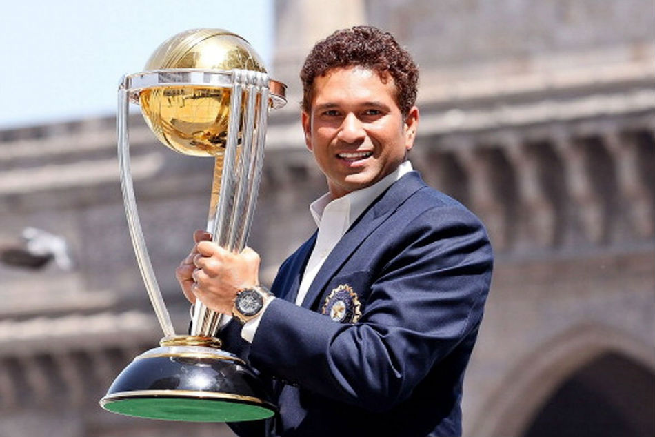 World Cup Is Coming To India Says Sachin Tendulkar