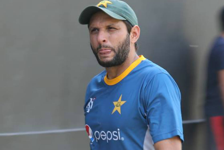 Afridi finally reveals his real age
