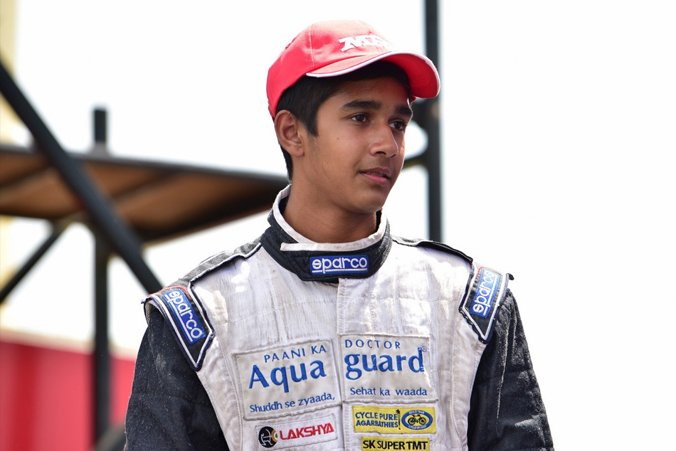Yash Aradhya to debut in International Formula-4 South East Asia racing circuit
