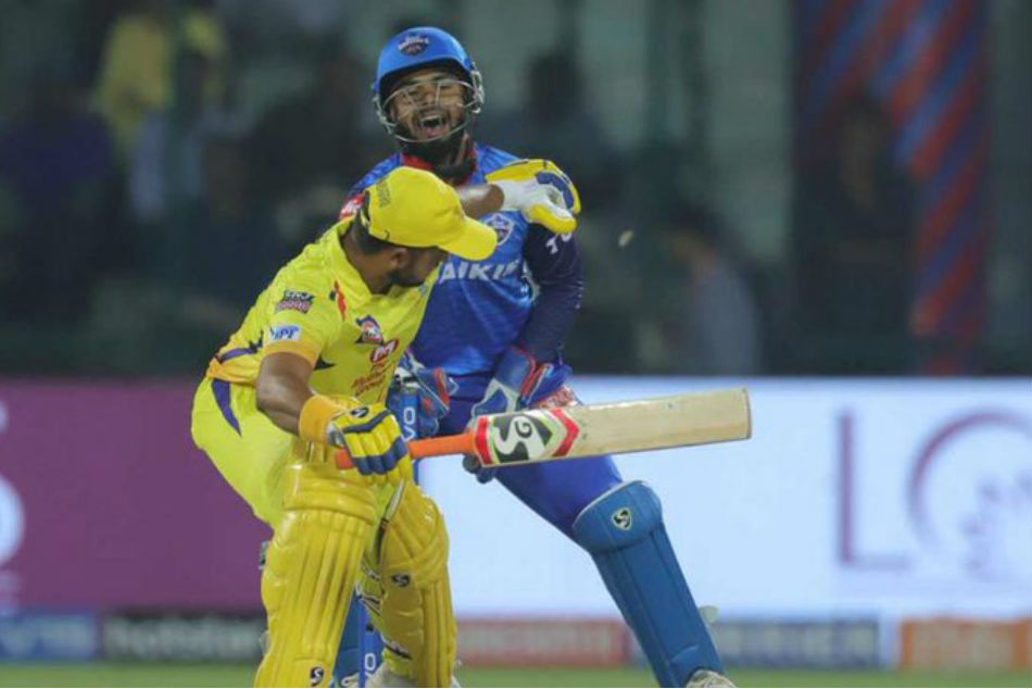 Rishabh Pant, Suresh Raina showcase 'Spirit of Cricket' - Watch