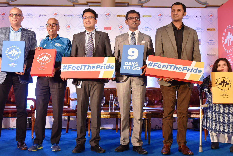 Count Down Started For Indian Elite Athletes At Tcs World 10k 2019