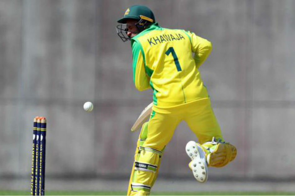Icc World Cup 2019 Australia S Khawaja Given All Clear After Head Knock