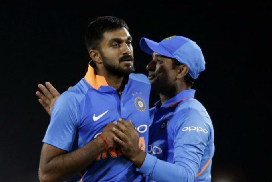 Icc World Cup 2019 Vijay Shankar Reacts To Ambati Rayudus3d Tweet
