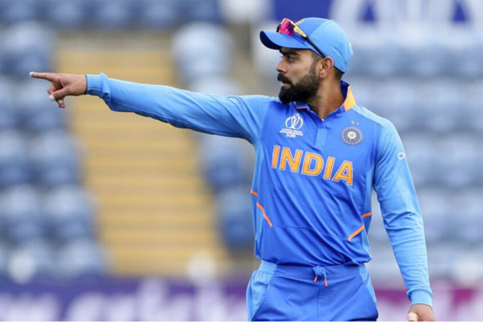 ICC World cup 2019: Virat Kohli bowls in the nets