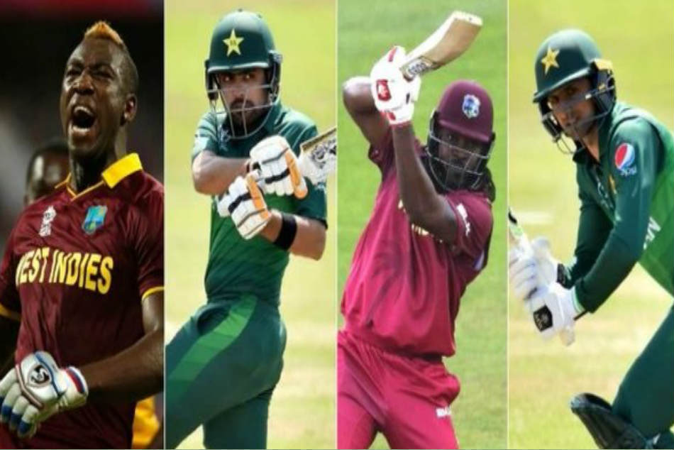 Pakistan and West Indies will take on each other in their first WC game