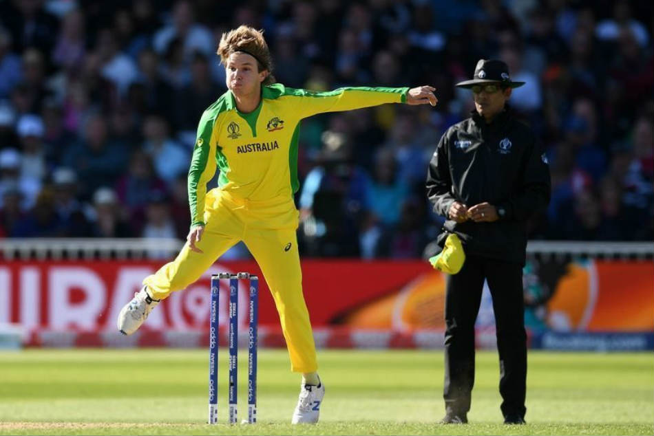 Zampa found guilty of breaching ICC code of conduct