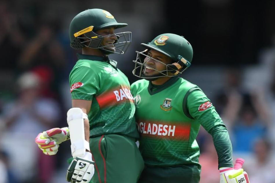 List of Bangladeshs highest totals in ODI cricket