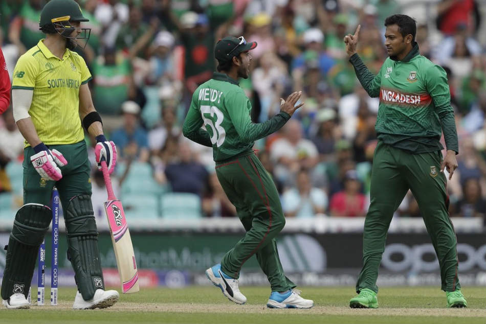 World Cup 2019 LIVE: South Africa vs Bangladesh, Match-5