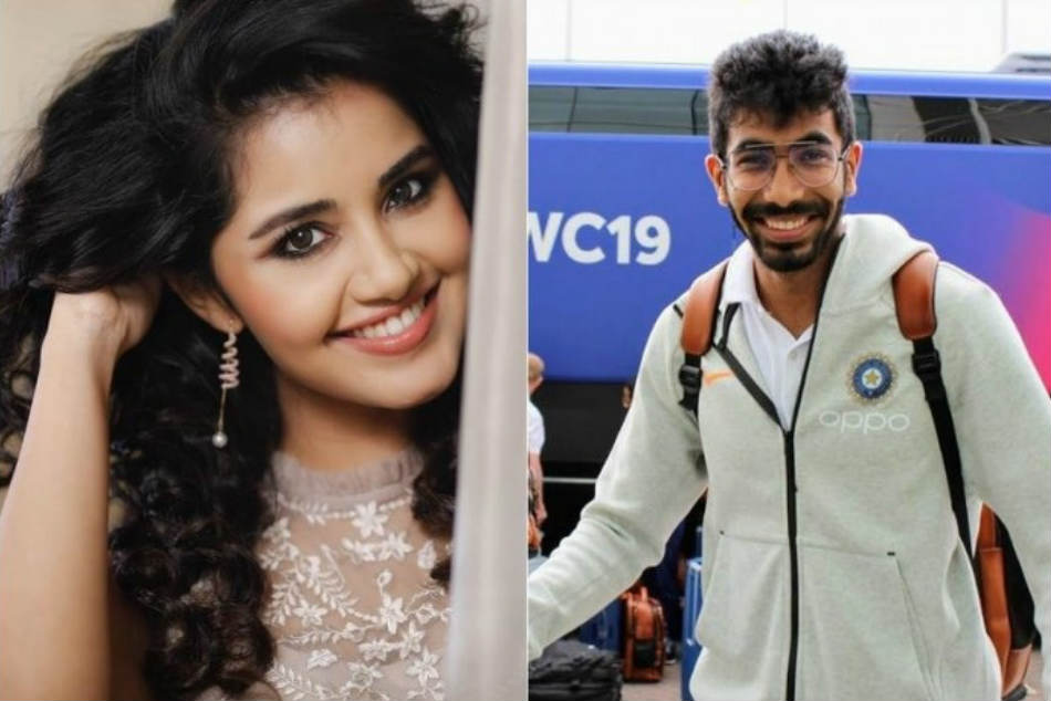 Bumrah rumored to be dating actress Anupama Parameswaran