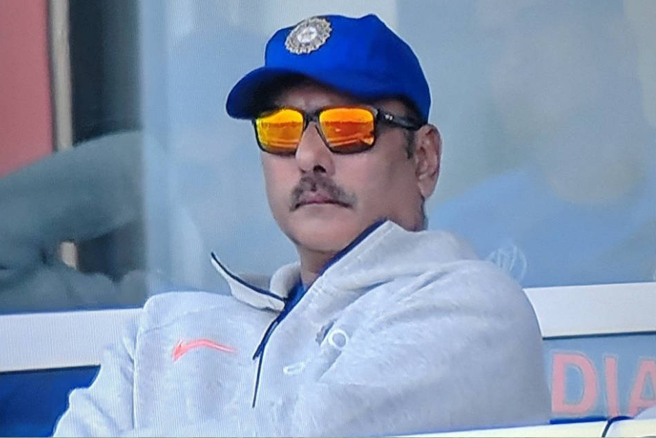 Coach Shastri And Team To Get 45 Day Extension After Wc