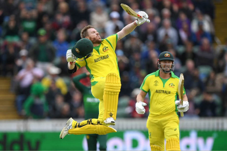 World Cup 2019 David Warner Scores First Ton After A Year Long Ban