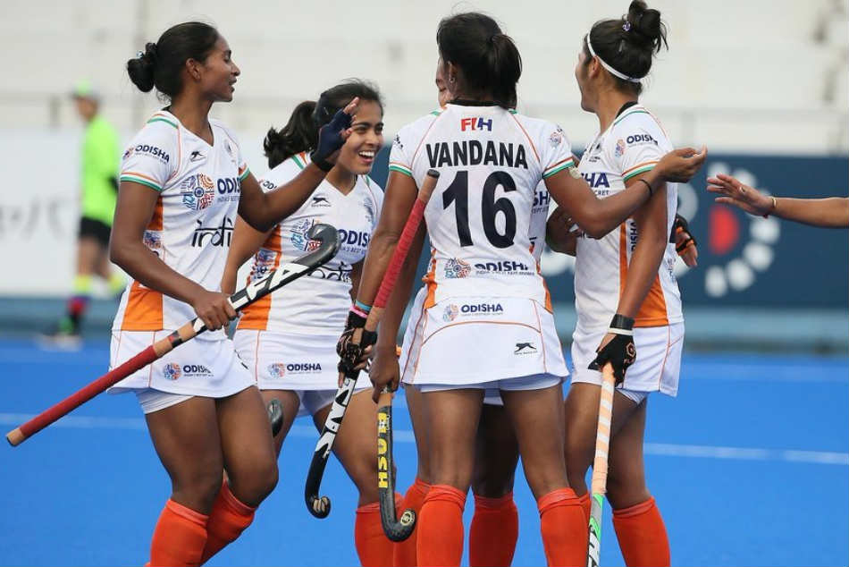 Fih Women S Series Finals India Hammer Fiji 11