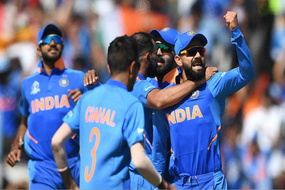 World cup 2019: West Indies vs India, Match 34 - Live Score