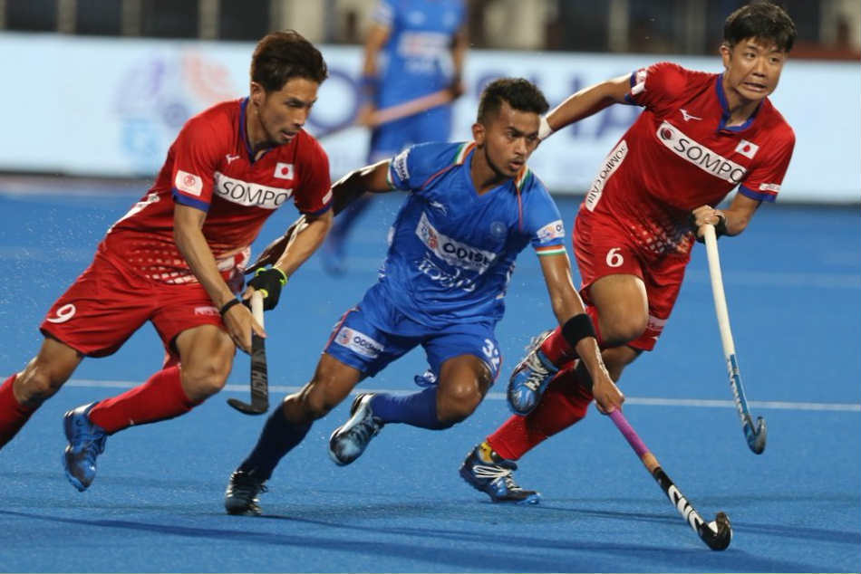 India Thrash Japan 7 2 To Enter Fih Series Final