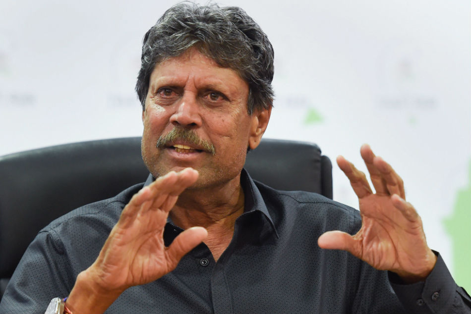 India Are Favourites Against Pakistan Kapil Dev