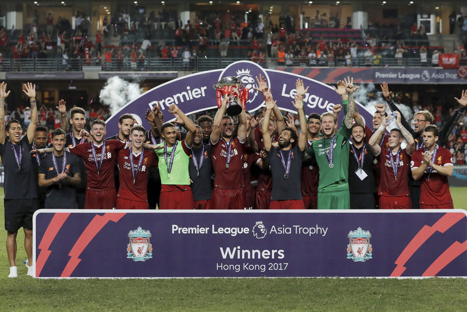 Tottenham 0 Liverpool 2: Salah on the spot as Reds seal Champions League glory