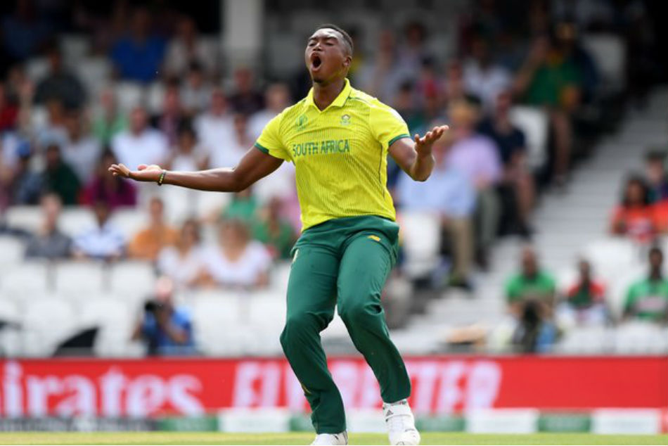 ICC World Cup: Lungi Ngidi suffers hamstring injury, will skip clash against India