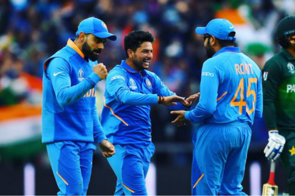 ICC World Cup 2019: Men In Blue to go orange against England?
