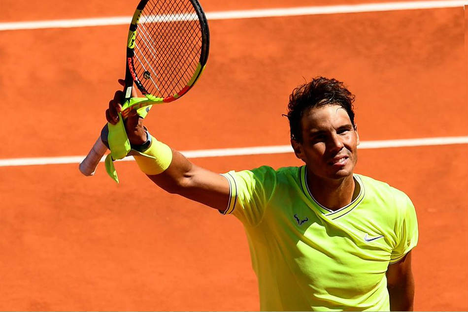 Rafael Nadal Crushes Federer To Reach 12th French Open Final