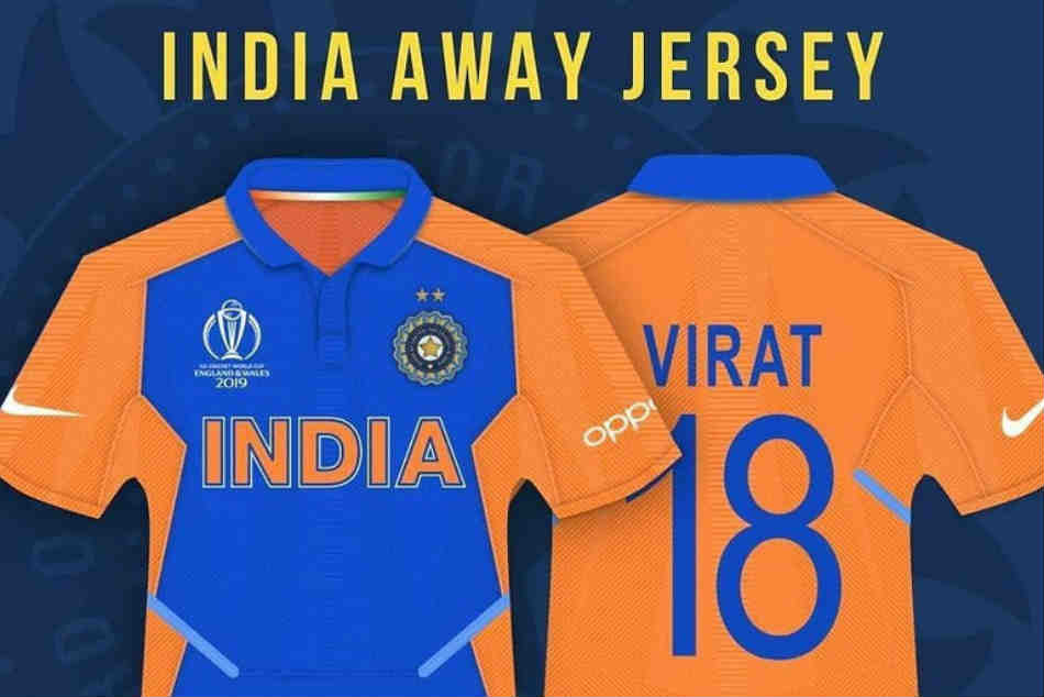 world cup cricket 2019 congress sp mlas opposes team india orange jerseys