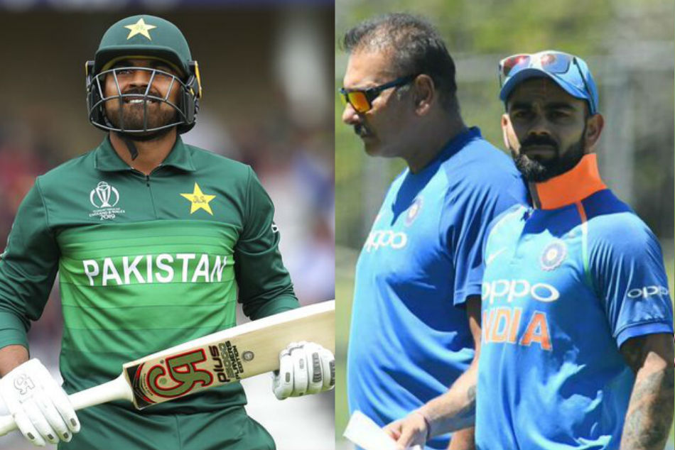 ICC Cricket World Cup 2019: India vs Pakistan-Head to head