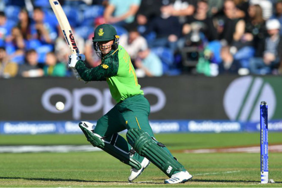 ICC World Cup: South Africa vs Afghanistan, Match 21-Report