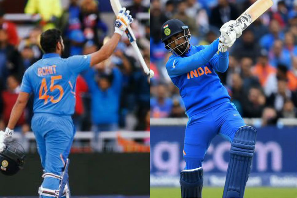 World Cup: Rohit Sharma speaks about new role with KL Rahul as opening partner