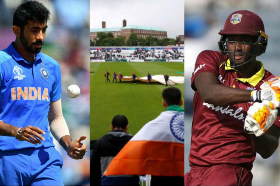 ವಿಶ್ವಕಪ್ 2019: ಭಾರತ-ವಿಂಡೀಸ್ vs ಮಳೆ, ಯಾರ ಆಟ ನಡೆಯಲಿದೆ?!