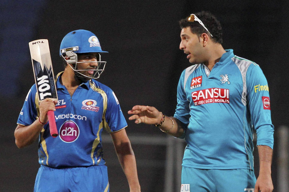 Yuvraj Deserved A Better Farewell Rohit Sharma